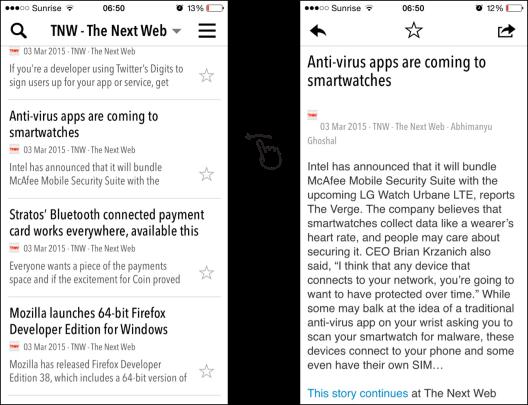 newsbar