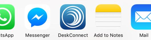deskconnect-share-extension
